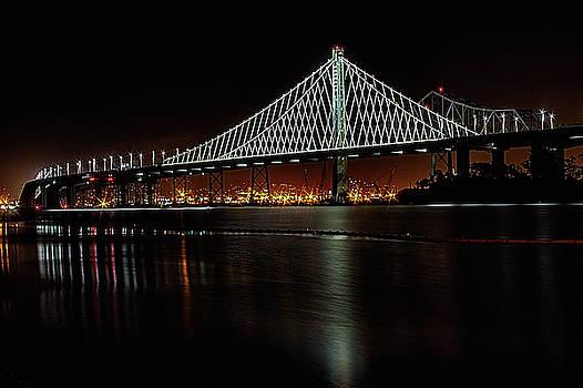 New Bay Bridge II by Bill Gallagher