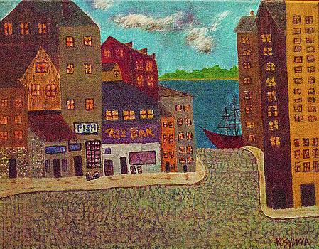 New Bedford by Randy Sylvia