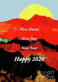Sharon Williams Eng - New Dawn Happy New Year