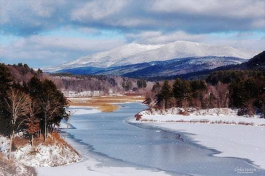 New England Winters by Robin Regan