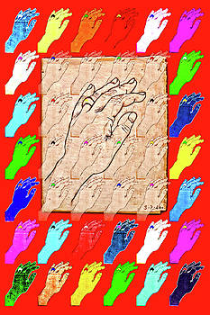 New hand Picasso. by Andy Za