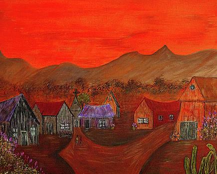 New Mexico Dreaming by Randy Sylvia
