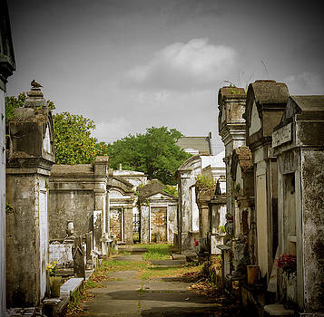 Jean Noren - New Orleans Cemetery