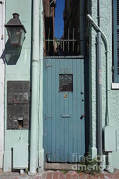 Susan Carella - New Orleans French Quarter Doorway