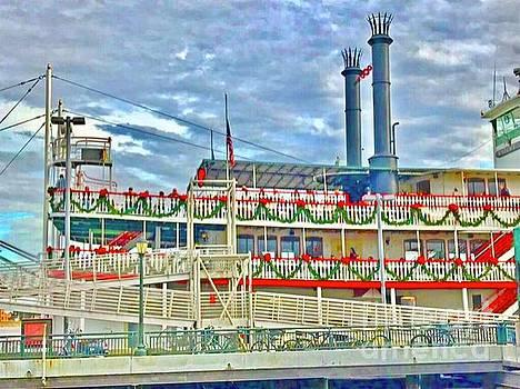 Susan Carella - New Orleans Riverboat