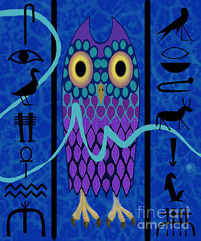 Carol Jacobs - New Owl Glyph