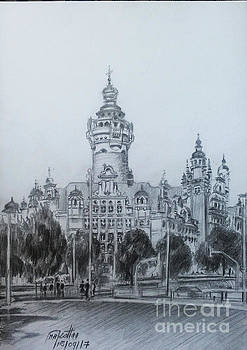 New Town Hall- Leipzig by Mohammad Hayssam Kattaa