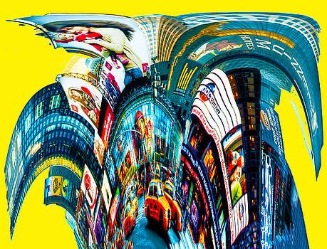 New York 2 by Bruce Iorio