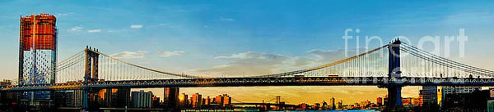 New York 6 by Ben Yassa
