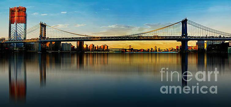 New York 7 by Ben Yassa
