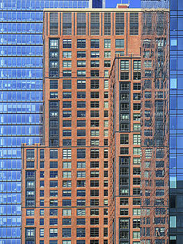 New York City Building by Dave Mills