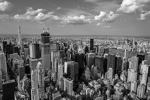 New York City Empire State Building by Crystal Wightman