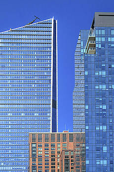 New York City Skyscraper by Dave Mills