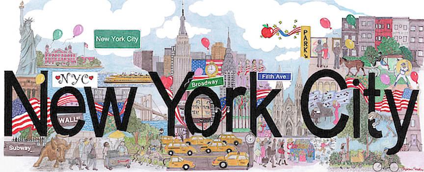 Stephanie Hessler - New York City
