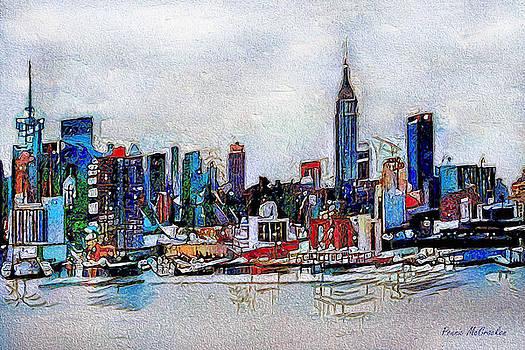 New York, New York by Pennie McCracken