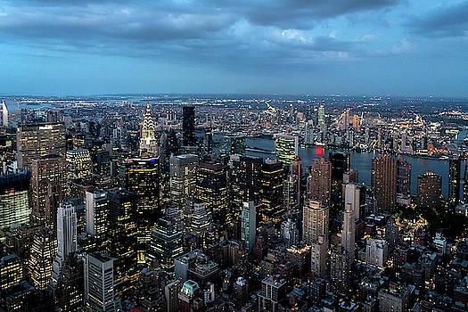 Sharon Popek - New York Skyline