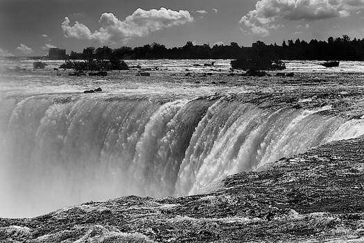 Niagara Falls by Christine Buckley