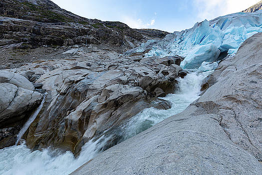 Nigardsbreen, Norway by Andreas Levi