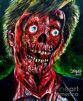 Night of the creeps by Jose Mendez
