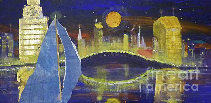 Sharon Williams Eng - Night Sail
