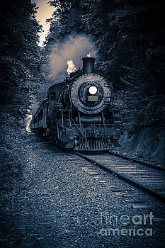 Edward Fielding - Night Train Essex Valley Railroad