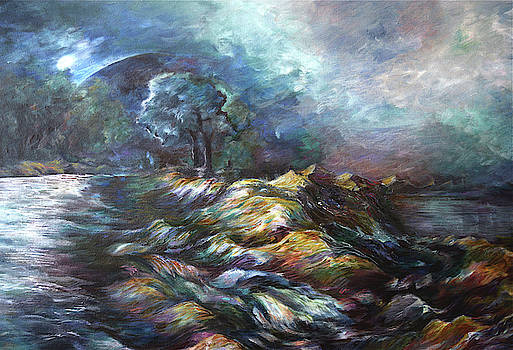 Night Vision by Daleet Leon