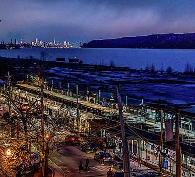 Nighttime Rush Hour by Jeffrey Friedkin