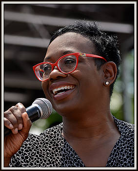Nina Turner by Constance Lowery
