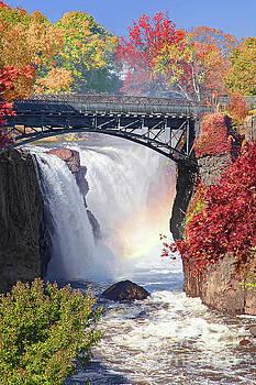 Regina Geoghan - NJ Great Falls in Autumn