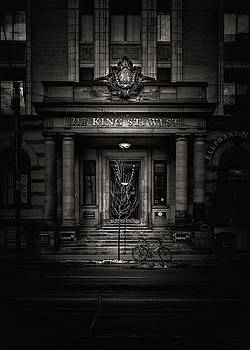 No 212 King Street West Toronto Canada by Brian Carson
