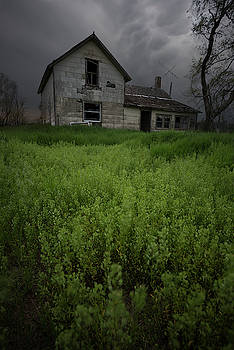 Nobody's Home by Aaron J Groen