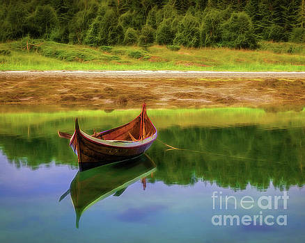 Nordland Boat by Erik Brede