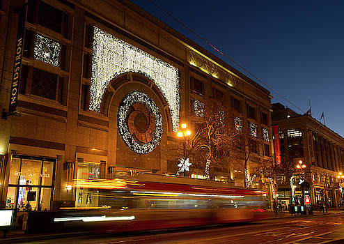 Nordstrom Downtown San Francisco by Nathan Rupert