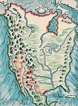 Flavia Westerwelle - North America