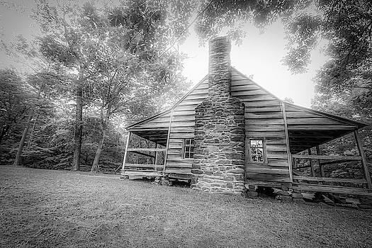 North Carolina Farmhouse by Robert Meyerson