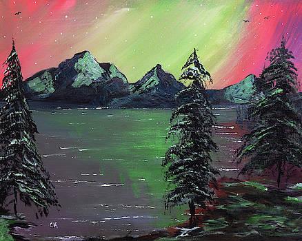 Chance Kafka - Northern Lights Lake