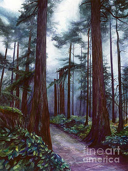 Northwest Nocturne by Jacqueline Tribble