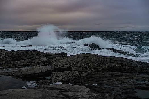 Norwegian wild waters by Kai Mueller