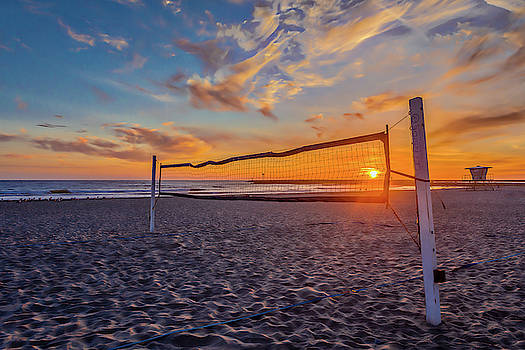 Nothing But Net by Peter Tellone