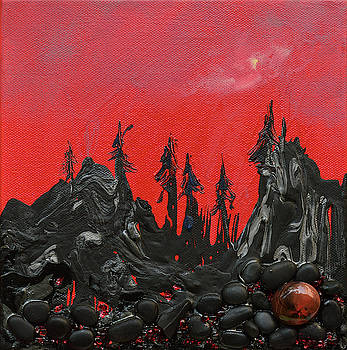 Donna Blackhall - Nothing Left But Smoke