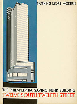 Nothing More Modern The Philadelphia Savings Fund Society Building, 1932 by Howe and Lescaze