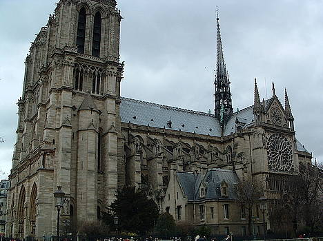 Notre Dame by Gilbert Pennison