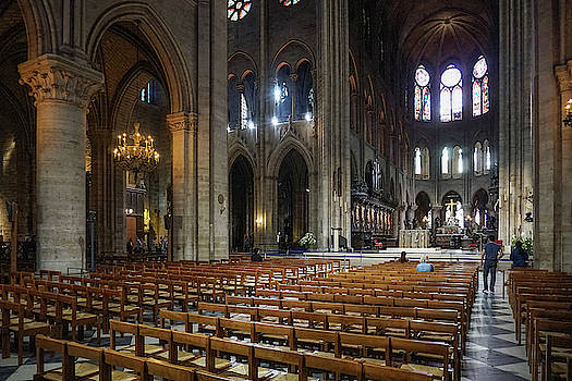Notre-Dame by Jim Mathis