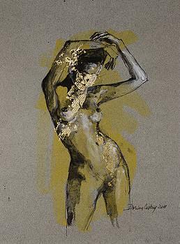 Nude B by Dorina Costras