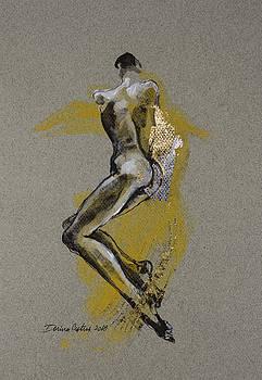 Nude C by Dorina Costras