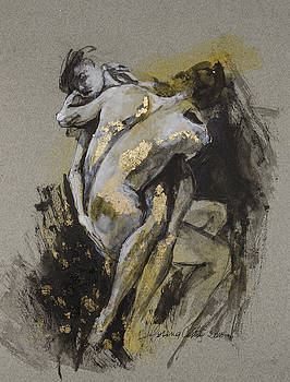 Nude D by Dorina Costras