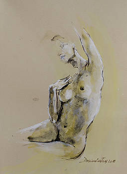 Nude E by Dorina Costras