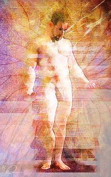 Nude study by David Derr