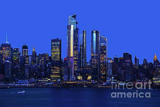 Regina Geoghan - NYC-Blue Hour Transition