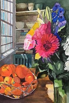 Oak Bluffs Kitchen by Lynne Atwood